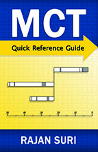 MCT Quick Reference Guide, by Rajan Suri